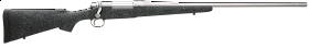 REMINGTON 700 CUSTOM STAINLESS STEEL 338 WIN RIFLE