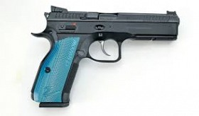 CZ SHADOW 2 BLUE 9MM SEMI AUTOMATIC PISTOL