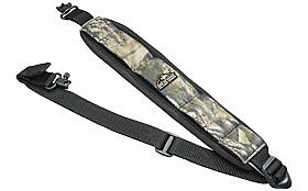 BUTLER CREEK COMFORT STRECH FIREARM SLING WITH SWIVEL
