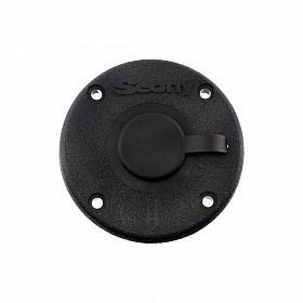 SCOTTY 344 ROUND FLUSH DECK MOUNT