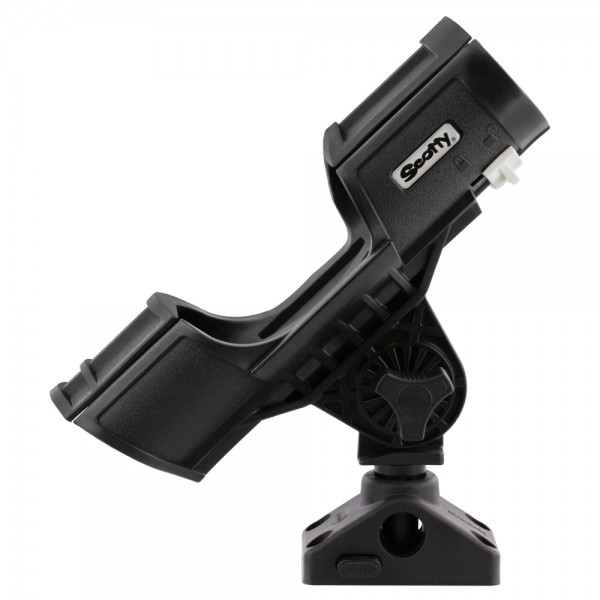SCOTTY 400 ORCA ROD HOLDER WITH LOCKING COMBINATION SIDE/DECK MOUNT