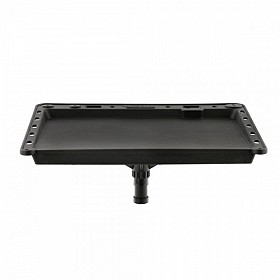 SCOTTY 455BK BLACK BAIT BOARD AND ACCESSORY TRAY