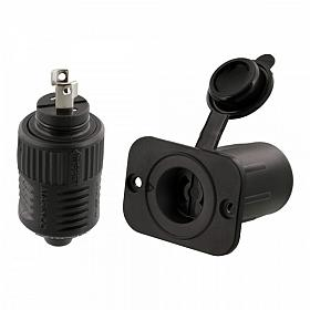 SCOTTY 2125 12V DOWNRIGGER PLUG AND RECEPTACLE FROM MARINCO®