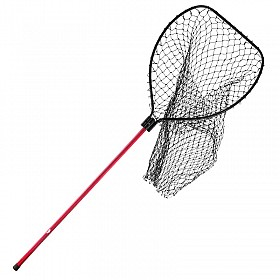 GIBBS SALMON POLY NET WITH 4' HANDLE
