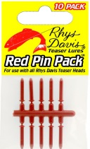 GIBBS RHYS DAVIS RED PIN PACK