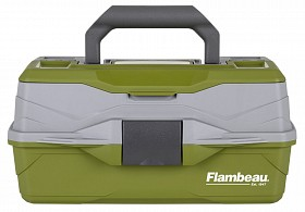 FLAMBEAU CLASSIC 1 TRAY TACKLE BOX