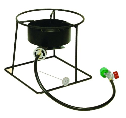 KING KOOKER MULTI-PURPOSE OUTDOOR COOKER 1201