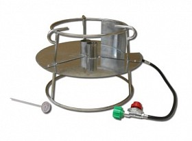 KING KOOKER STAINLESS STEEL DOUBLE JET COOKER SS1316