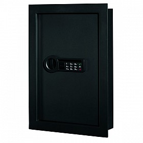 STACK ON IN-WALL SAFE WITH BIOMETIC LOCK 15522