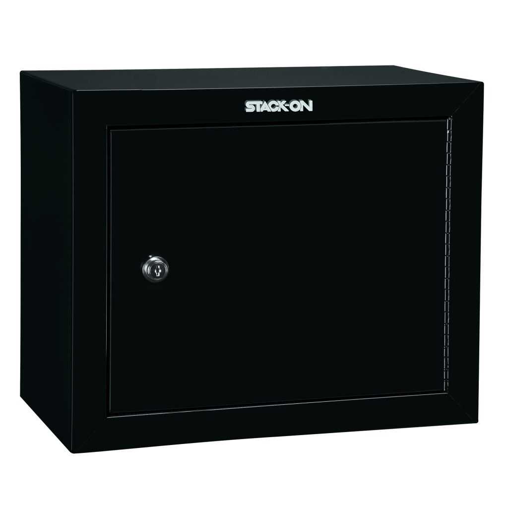 STACK ON PISTOL/AMMO CABINET BLACK GCB900