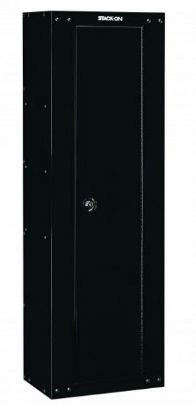 STACK ON 8 GUN SECURITY CABINET READY TO ASSEMBLE GCB-8RTA