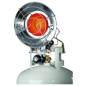 MR. HEATER 15,000 BTU SINGLE TANK TOP HEATER