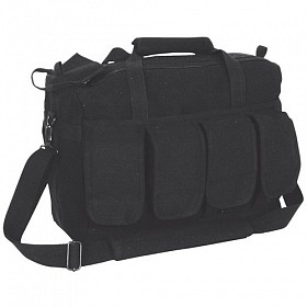 FOX MEGA MAG SHOOTER'S BLACK BAG