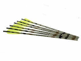 "EXCALIBUR EASTON 2219 20"" WITH VANES CAMO"