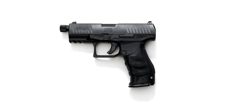 WALTHER PPQ M2 9MM NAVY SEMI-AUTOMATIC PISTOL