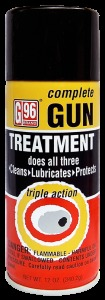 G96 GUN TREATMENT 4.5 OZ