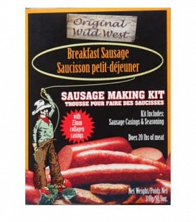 WILD WEST MILD ITALIAN SAUSAGE KIT
