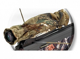 EXCALIBER CAMO SCOPE COVER