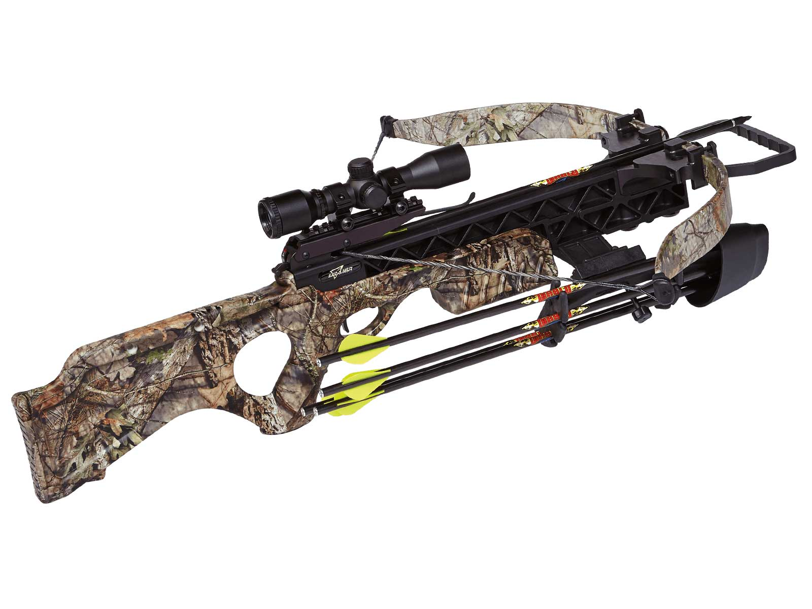 EXCALIBUR MATRIX GRIZZLY 330-LSP BOW