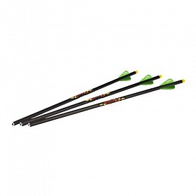 EXCALIBUT 22DV18IL-3 DIABLO CARBON ARROWS 3 PACK
