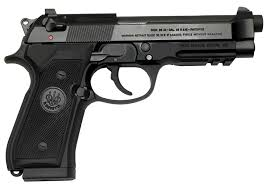 BERETTA 92A1 TYPE F 9MM SEMI AUTOMATIC PISTOL