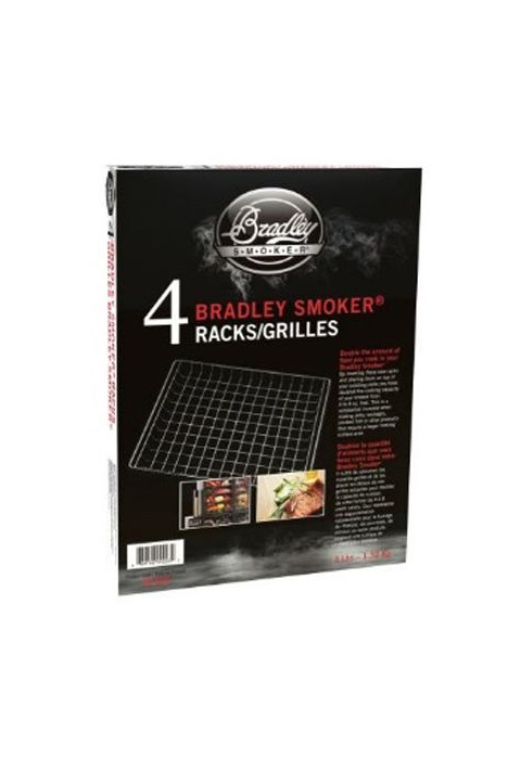 BRADLEY SMOKER RACKS 4PK