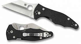 SPYDERCO YOJIMBO 2 FOLDING KNIFE