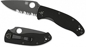 SPYDERCO TENACIOUS FOLDING KNIFE