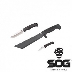 SOG BACKCOUNTRY SURVIVAL KIT