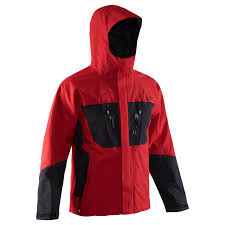 GRUNDENS BURNING DAYLIGHT JACKET RED