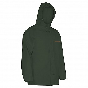 GRUNDENS SHOREMAN GREEN JACKET