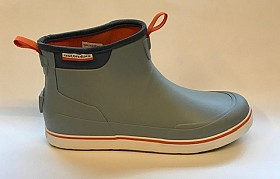 GRUNDENS DECK-BOSS ANKLE BOOT MONUMENT GREY