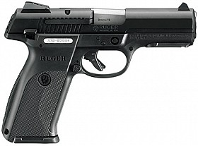 RUGER SR-9 9MM SEMI-AUTOMATIC PISTOL