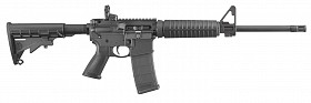 RUGER AR-556 SEMI AUTOMATIC RIFLE