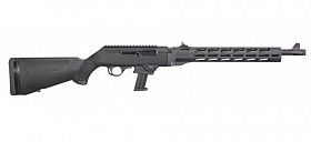 RUGER PC CARBINE .9MM SEMI-AUTOMATIC RIFLE