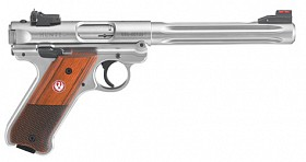RUGER MARK IV HUNTER SEMI AUTOMATIC 22LR PISTOL