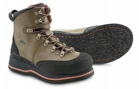 SIMMS FREESTONE BOOT FELT BROWN