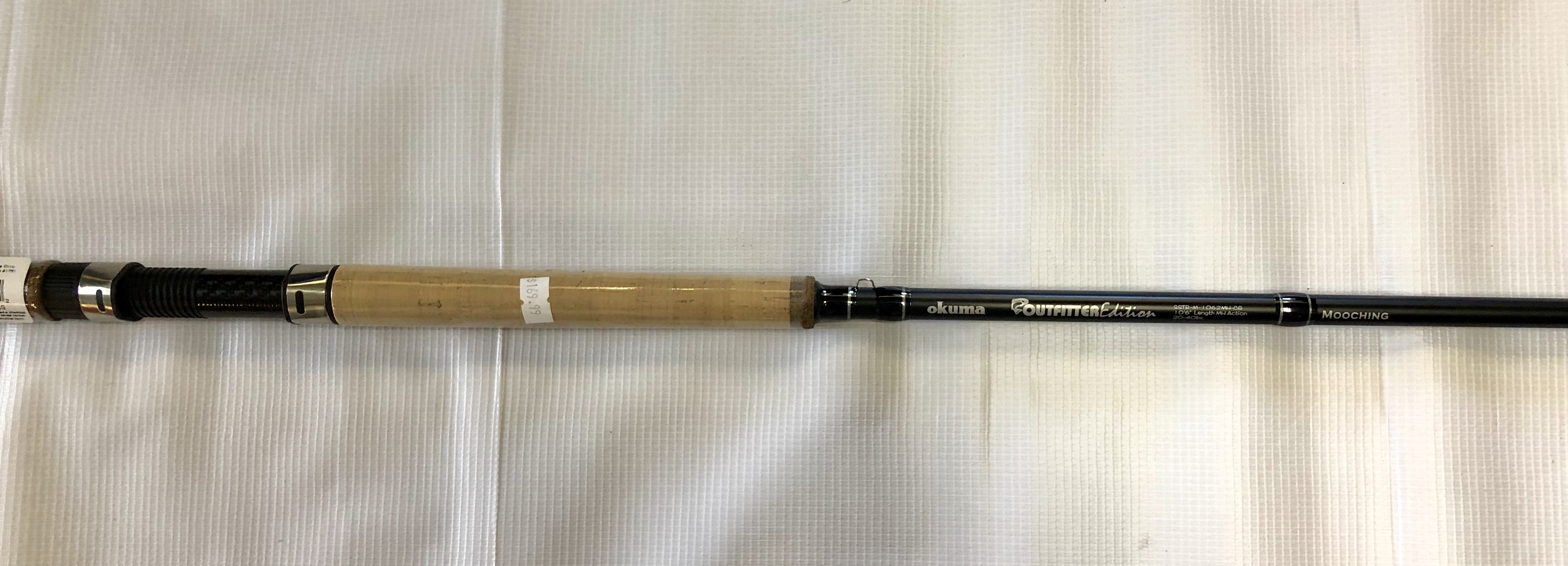 OKUMA OUTFITTER EDITION 7' HALIBUT ROD