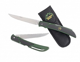 OUTDOOR EDGE FISH/BONE FOLDING KNIFE