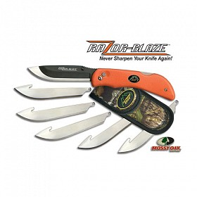 OUTDOOR EDGE RAZOR BLAZE (6 BLADES)