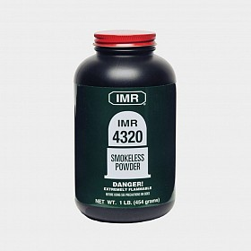 IMR 4320 SMOKELESS POWDER
