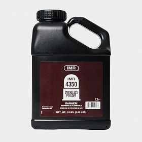 IMR 4350-8LB SMOKELESS POWDER