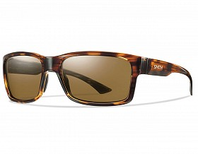 SMITH DOLEN HAVANA POLARIZED BROWN