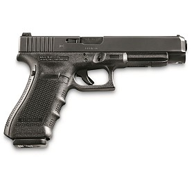 GLOCK 34 GEN 4 9MM SEMI AUTOMATIC PISTOL