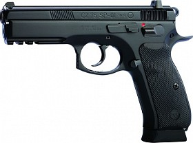 CZ  MODEL 75 SP-01 SHADOW SEMI AUTOMATIC 9MM PISTOL