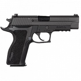 SIG SAUER 226R ELITE ENHANCED 9MM SEMI AUTO PISTOL.