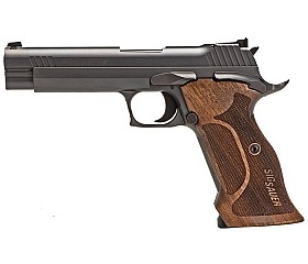 SIG SAUER P210 TARGET 9MM SEMI-AUTOMATIC PISTOL