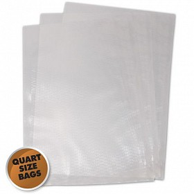 "WESTON 8""X12"" QUART VACUUM SEAL BAG 30PK"