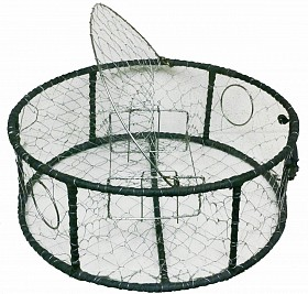 PROMAR STAINLESS STEEL CRAB POT