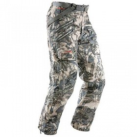 SITKA CLOUDBURST OPTIFADE SUBALPINE PANT